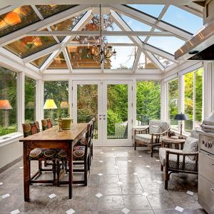 For Ideas On Designing A Summer Kitchen, Click On The Images Below: