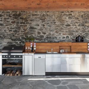 Idea Gallery U2014 Summer Kitchens