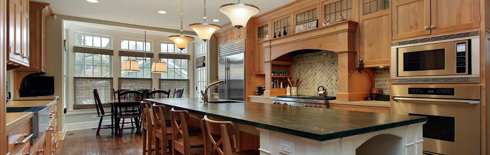Idea Gallery - Kitchens